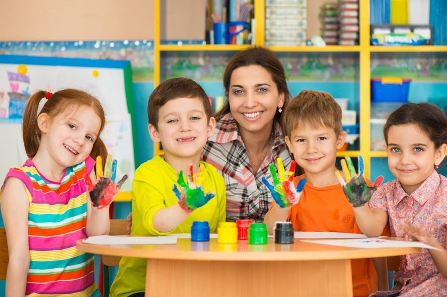 ENROLL IN AN IMMERSION PRESCHOOL