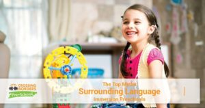 THE TOP MYTHS SURROUNDING LANGUAGE IMMERSION PRESCHOOLS