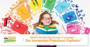 WHAT IS THE BEST AGE TO LEARN A LANGUAGE